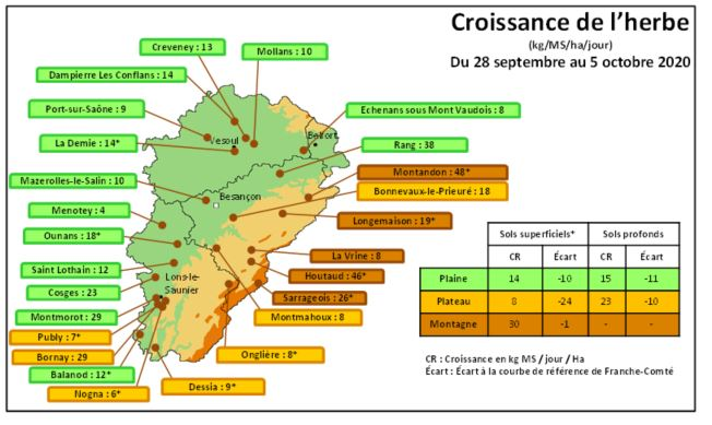 Carte 8 octobre